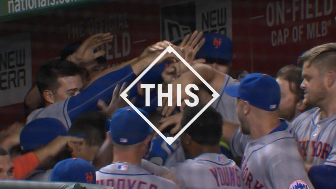 #THIS: The Amazin' Mets