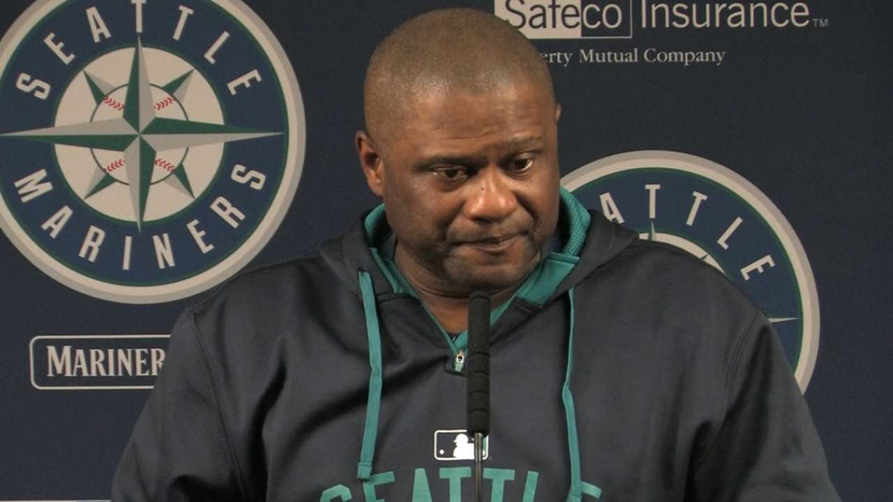 McClendon on Mariners' 6-0 win