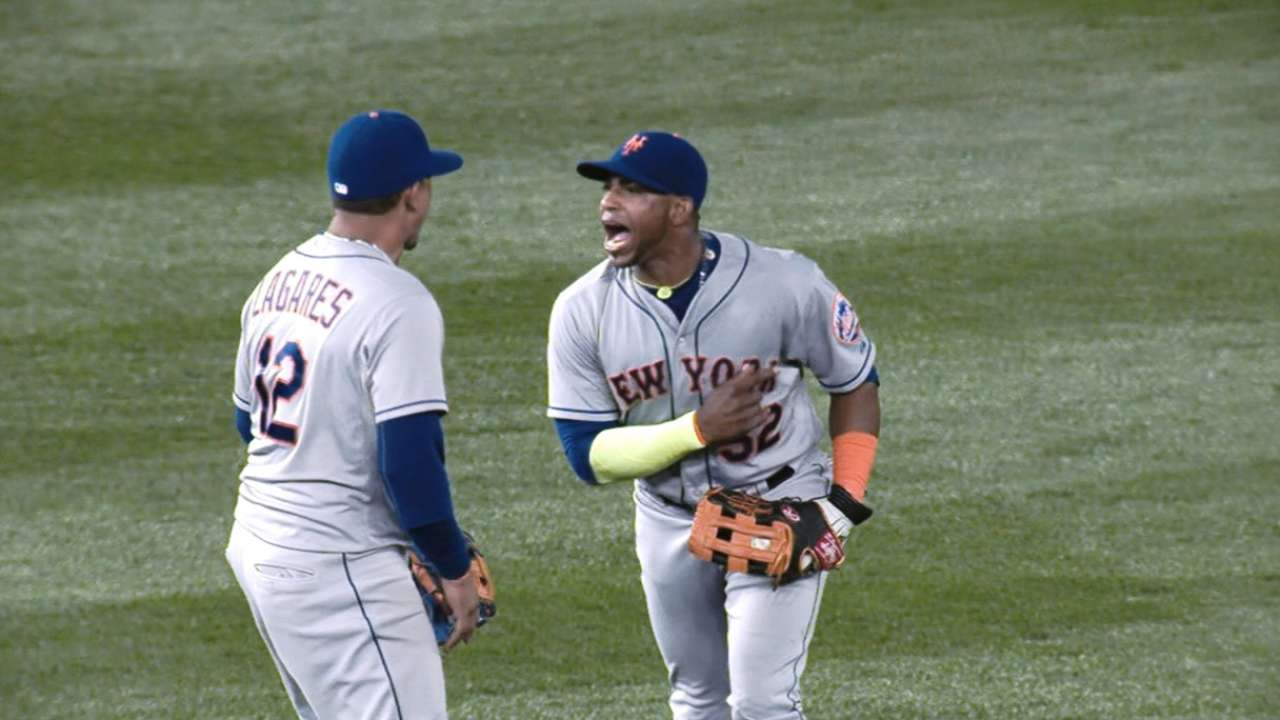Mets stun Nats for series sweep