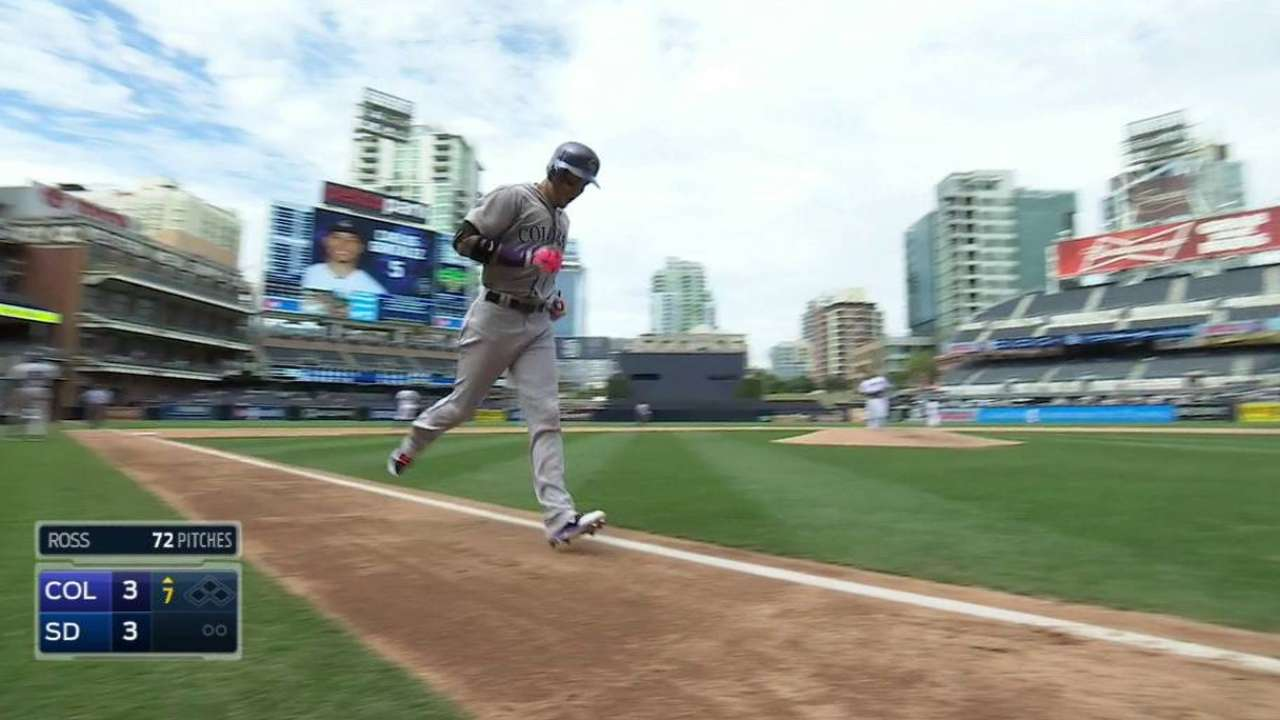 CarGo's 37th home run