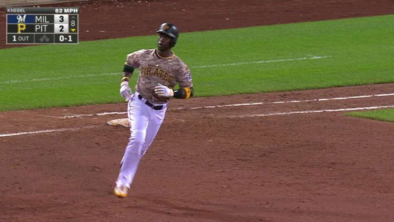 Cutch's game-tying solo homer