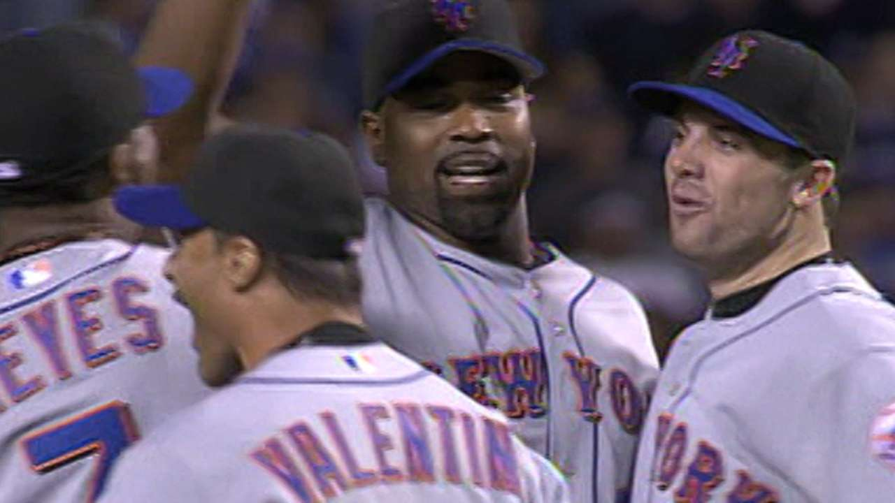 Mets advance to NLCS