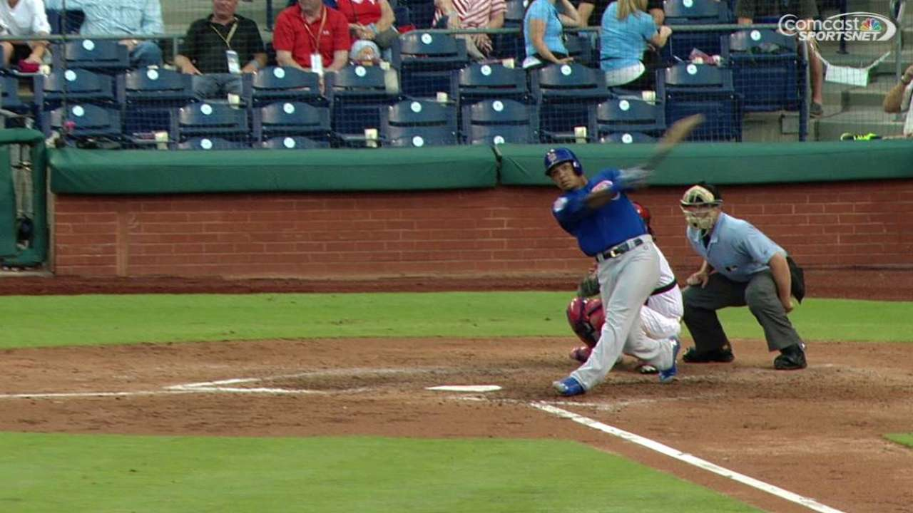 Arrieta stifles Phils as Cubs take Game 1