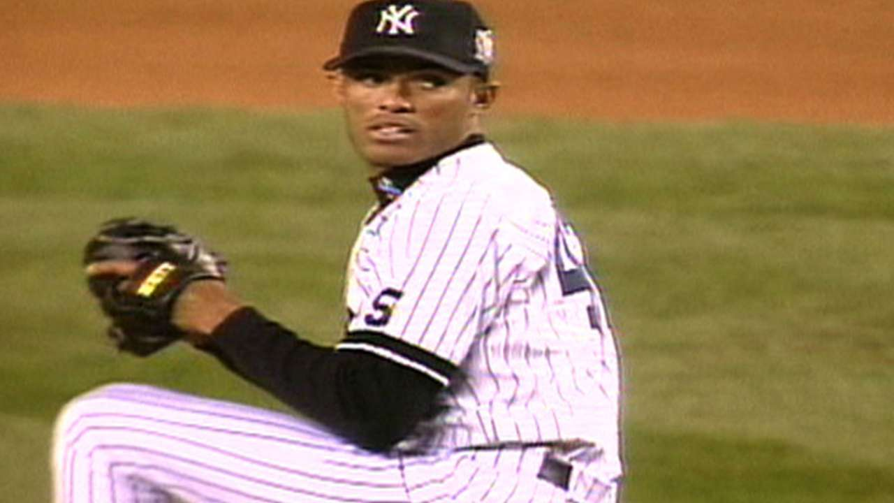 Rivera closes out World Series
