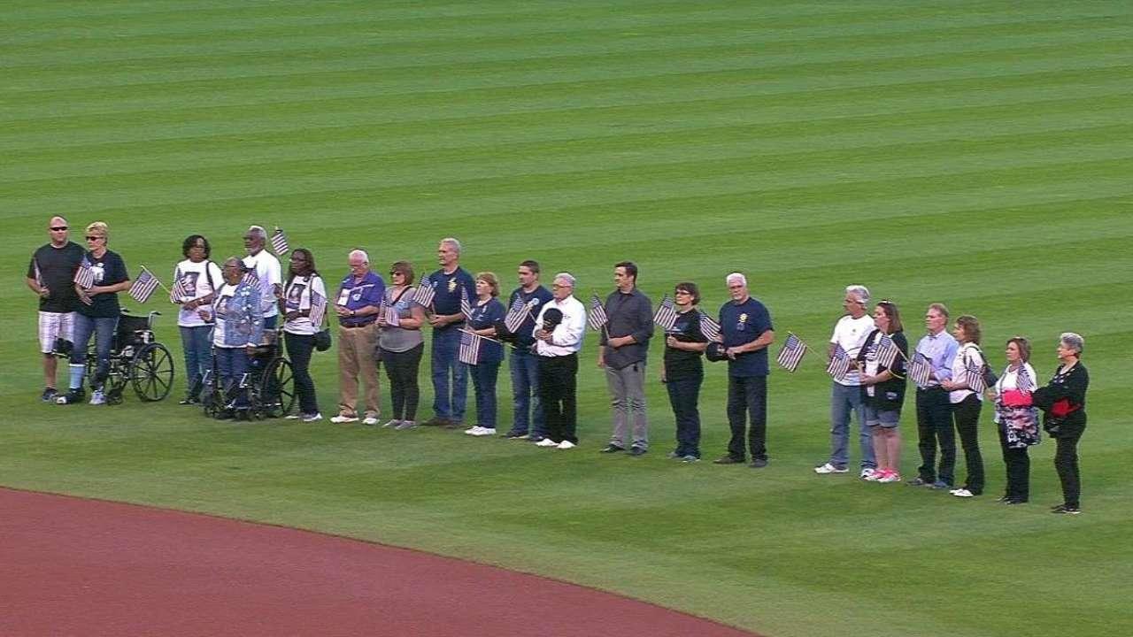 Hurdle, veteran Bucs recall baseball after 9/11