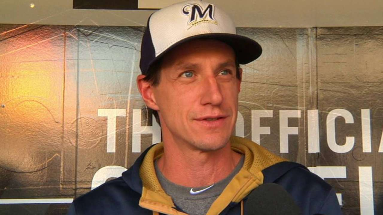 Counsell on 2001 World Series