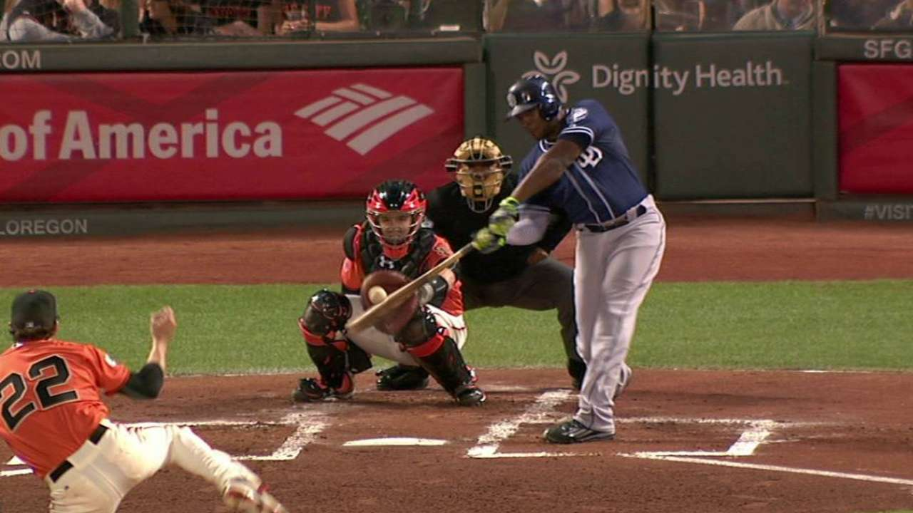 J. Upton's 25th home run
