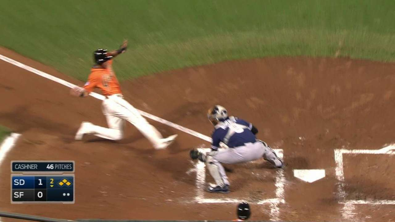 J. Upton nabs Adrianza at home