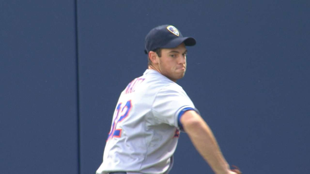 Matz's third win