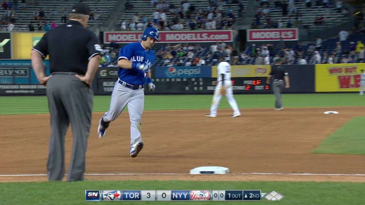 Pennington's two-run homer
