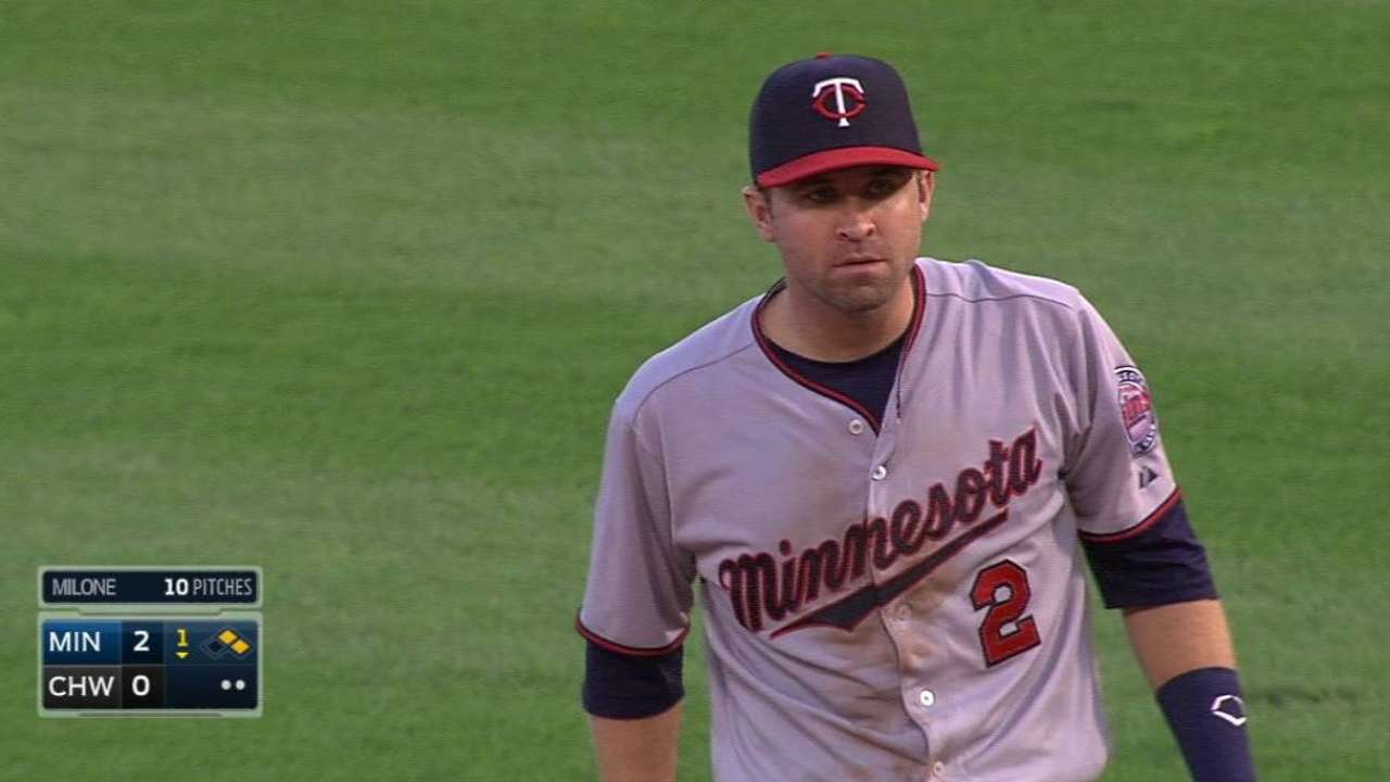 Playoff chase energizing Twins' players