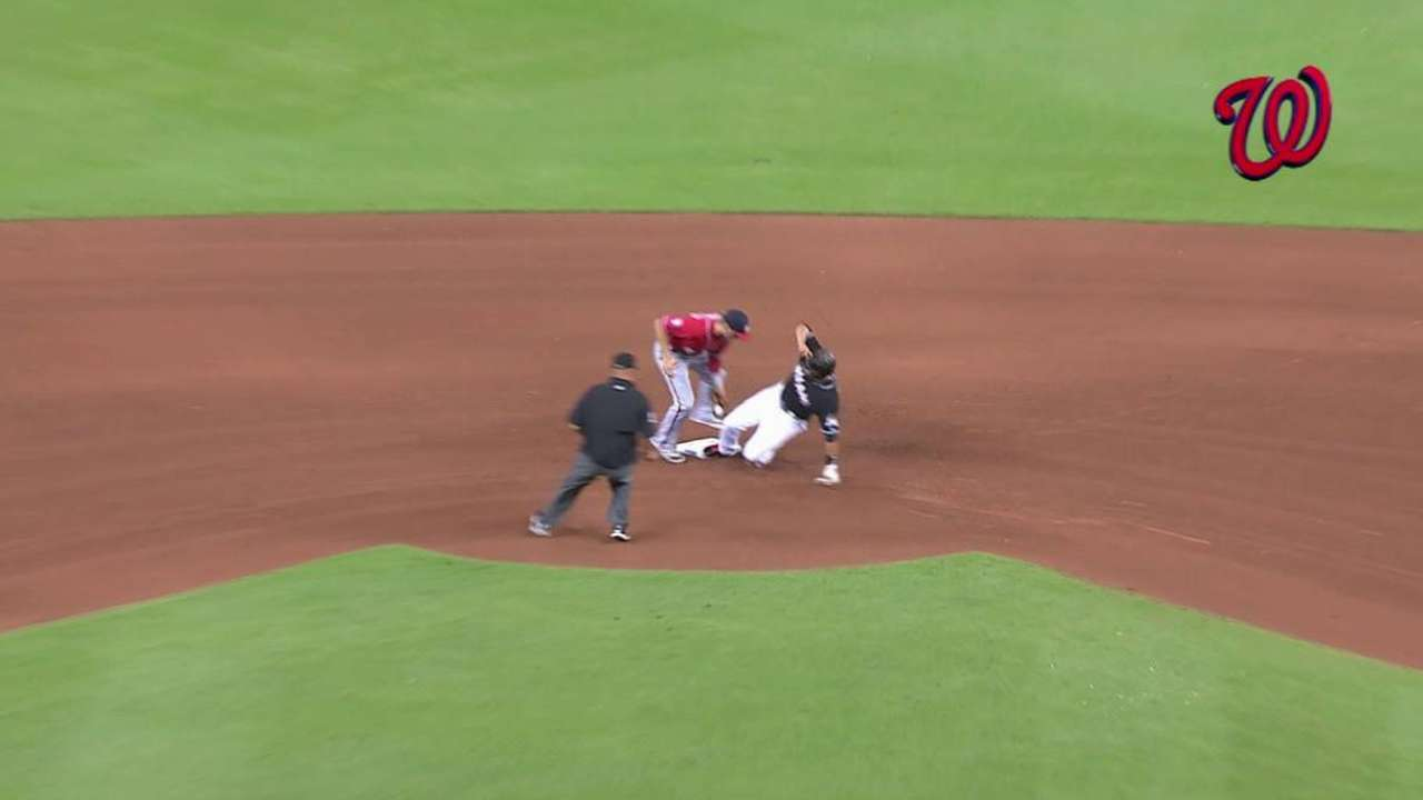 Pair of unusual double plays show off defense