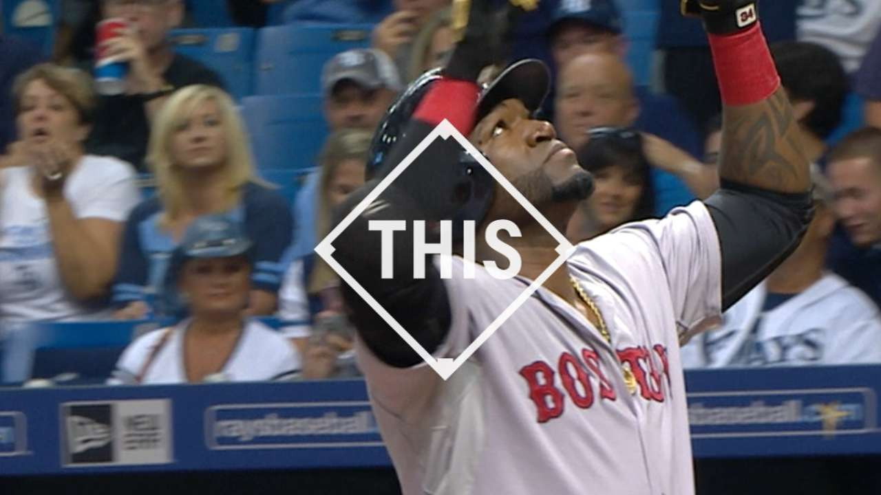 Did you know? Ortiz's 500th home run