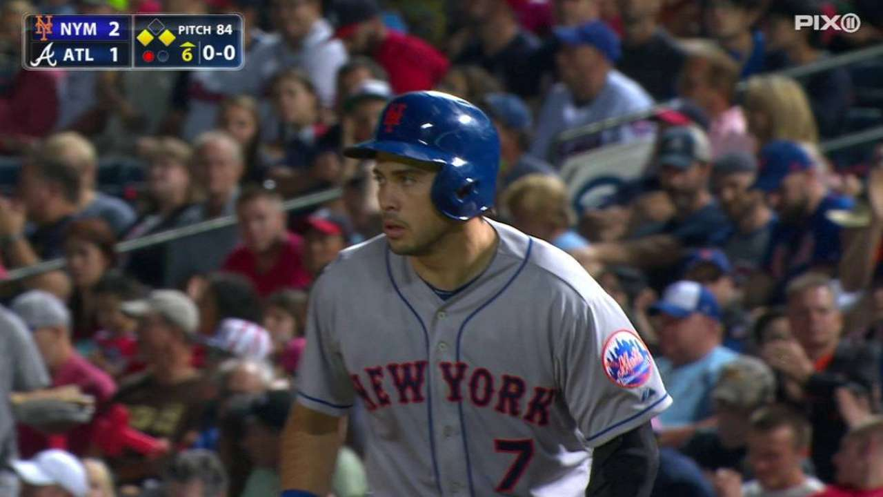 d'Arnaud's RBI single