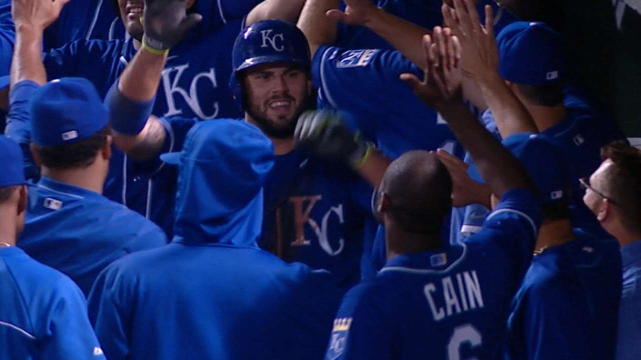 Moustakas seeks to honor mom with play