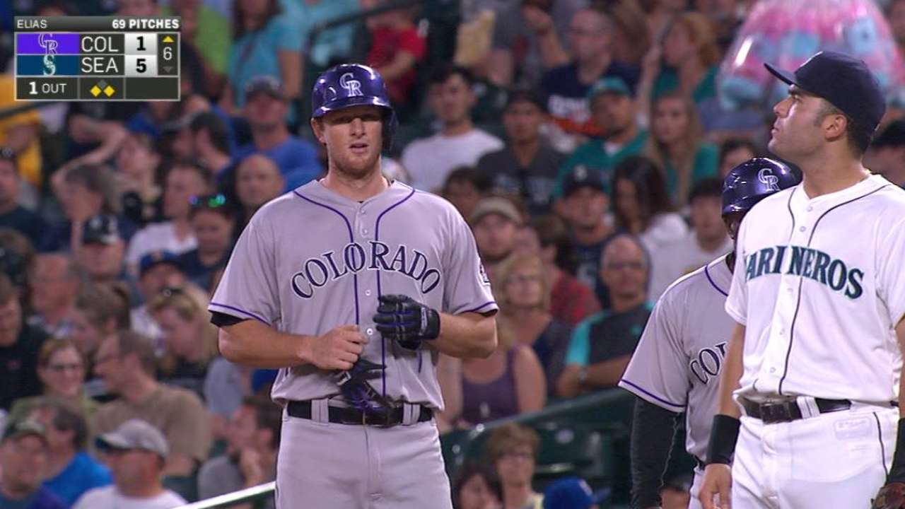 LeMahieu's RBI fielder's choice