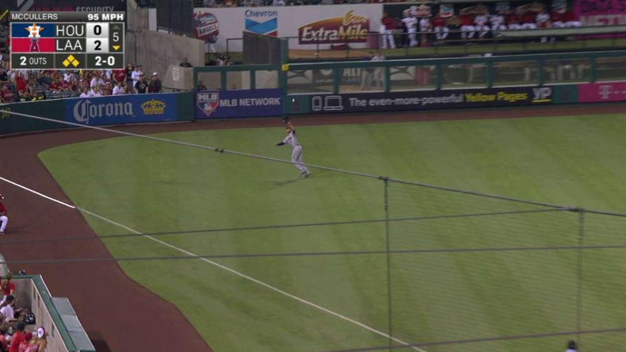 Margin of error is slim as Astros chase pennant