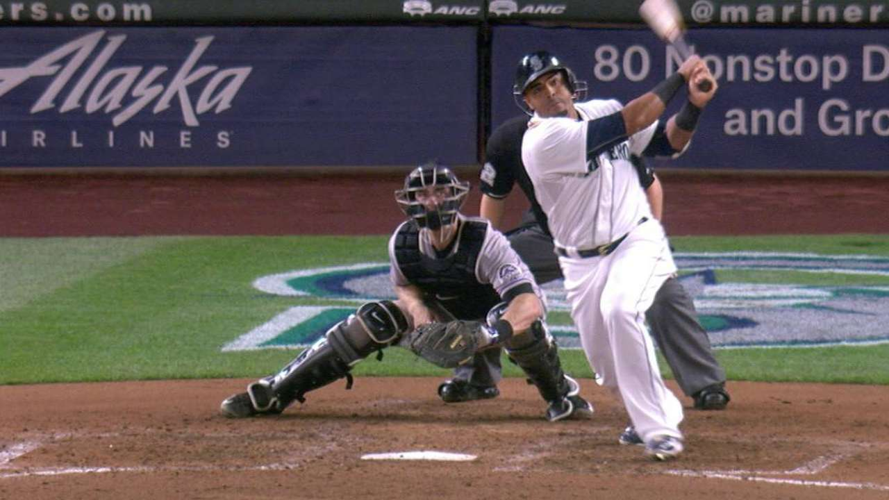 Cruz ascends to career high with 41st blast