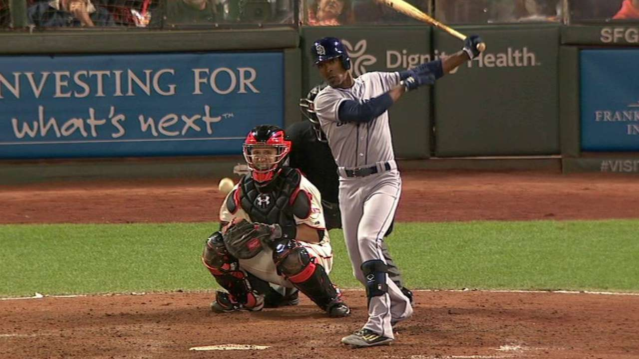 Upton Jr. ends perfect game
