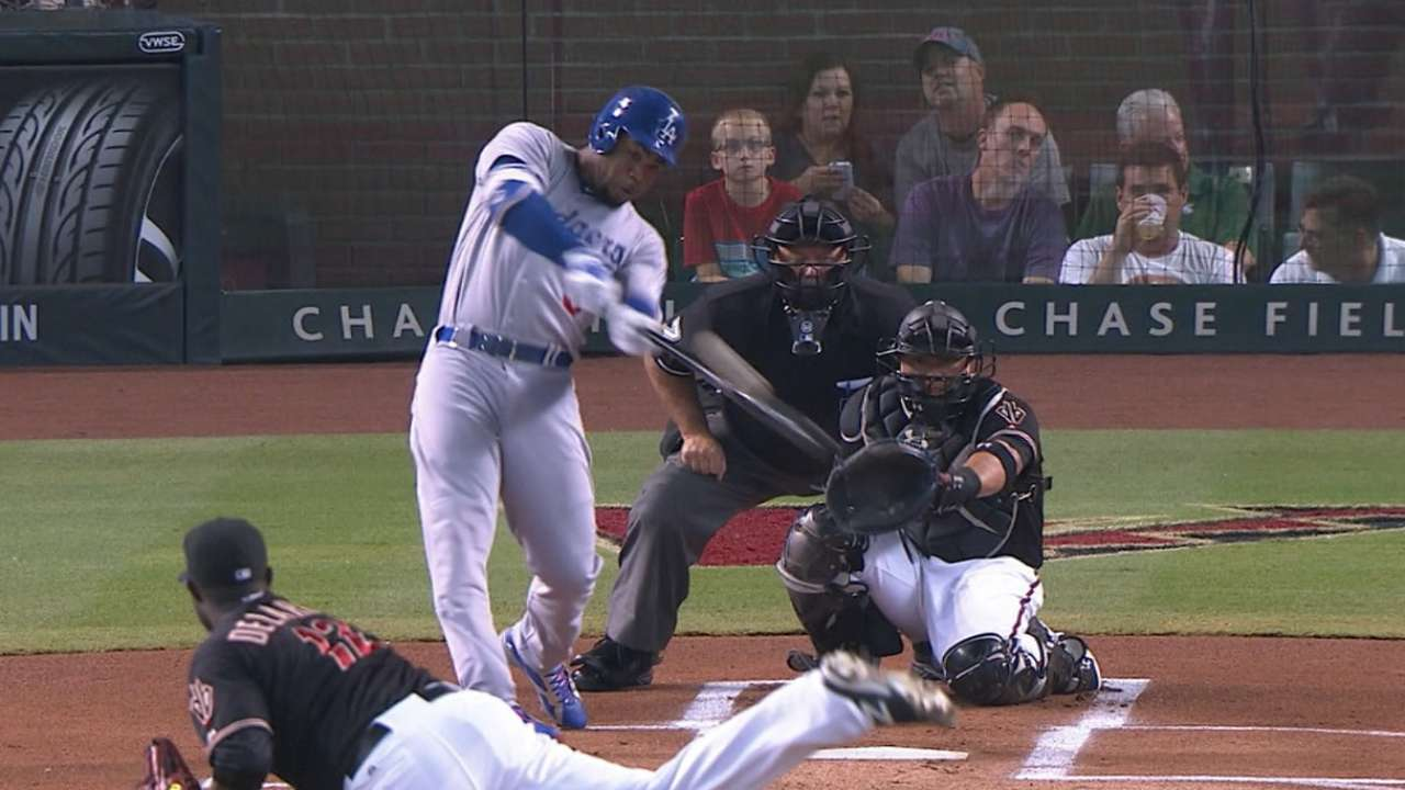 Seager's big night keeps Dodgers' lead intact