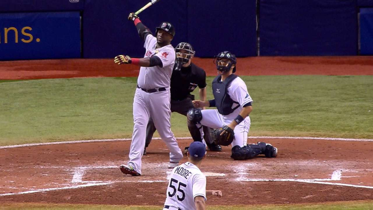 Must C: Ortiz hits 500th homer