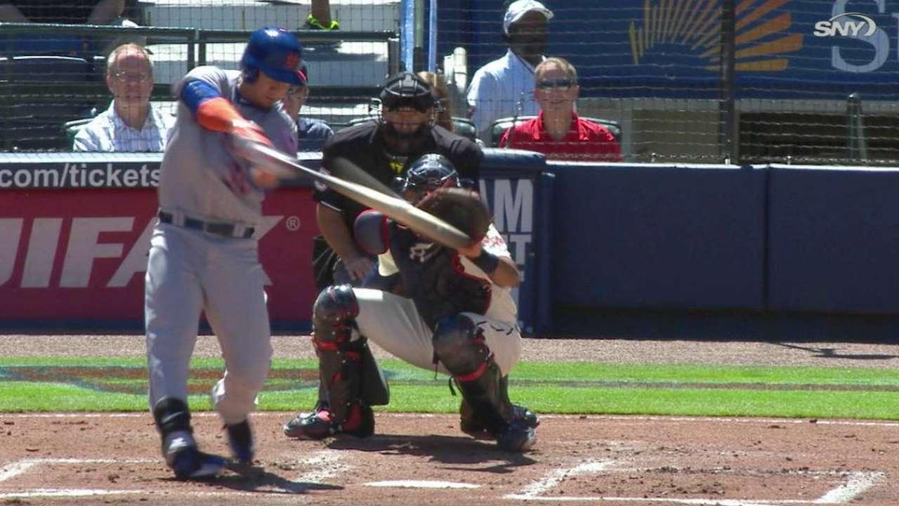 Conforto's two-run homer