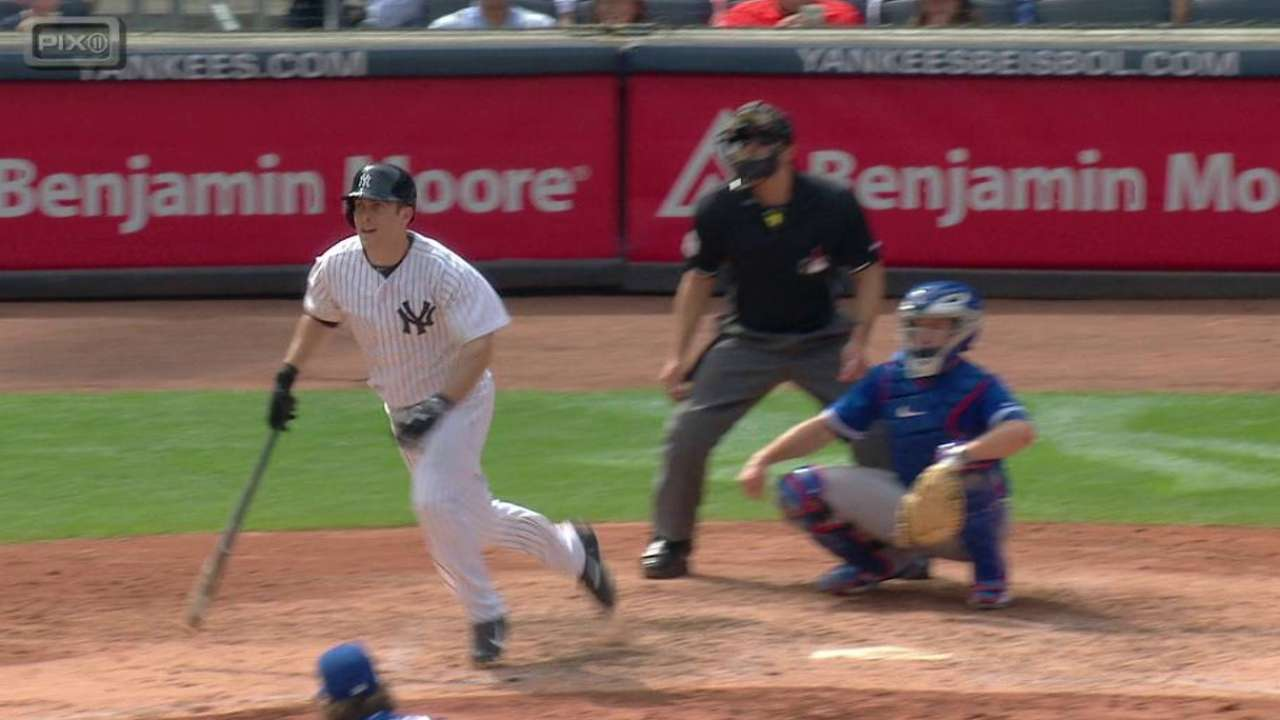 Ackley's two-run shot