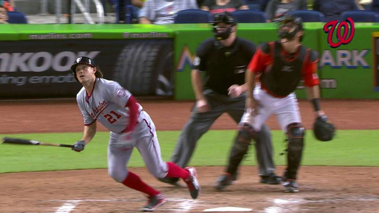 Scherzer, Nats bounce back to sink Marlins