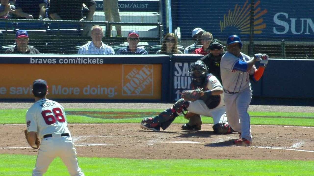 Weber, Braves rookies impress in finale