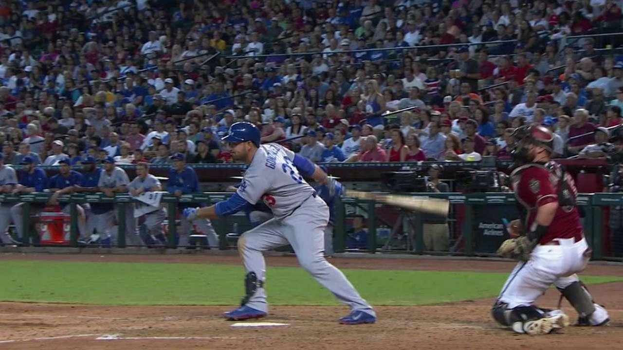 Joya de Greinke da la victoria a Dodgers vs. D-backs