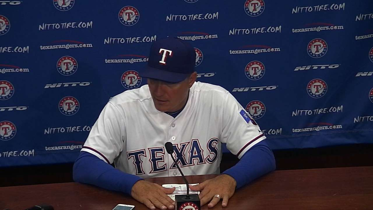 Banister on offense in 12-4 win