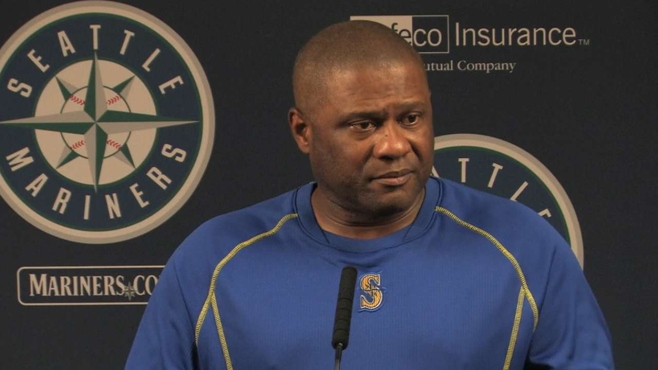 McClendon on loss to Rockies