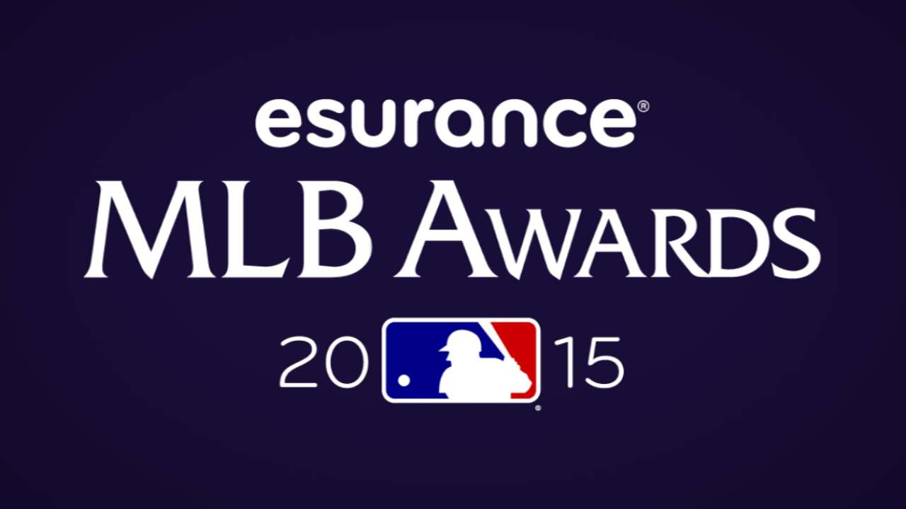 Fan voting underway for Esurance MLB Awards