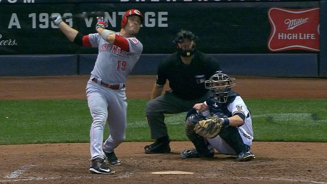 Best Major Leaguer: Votto