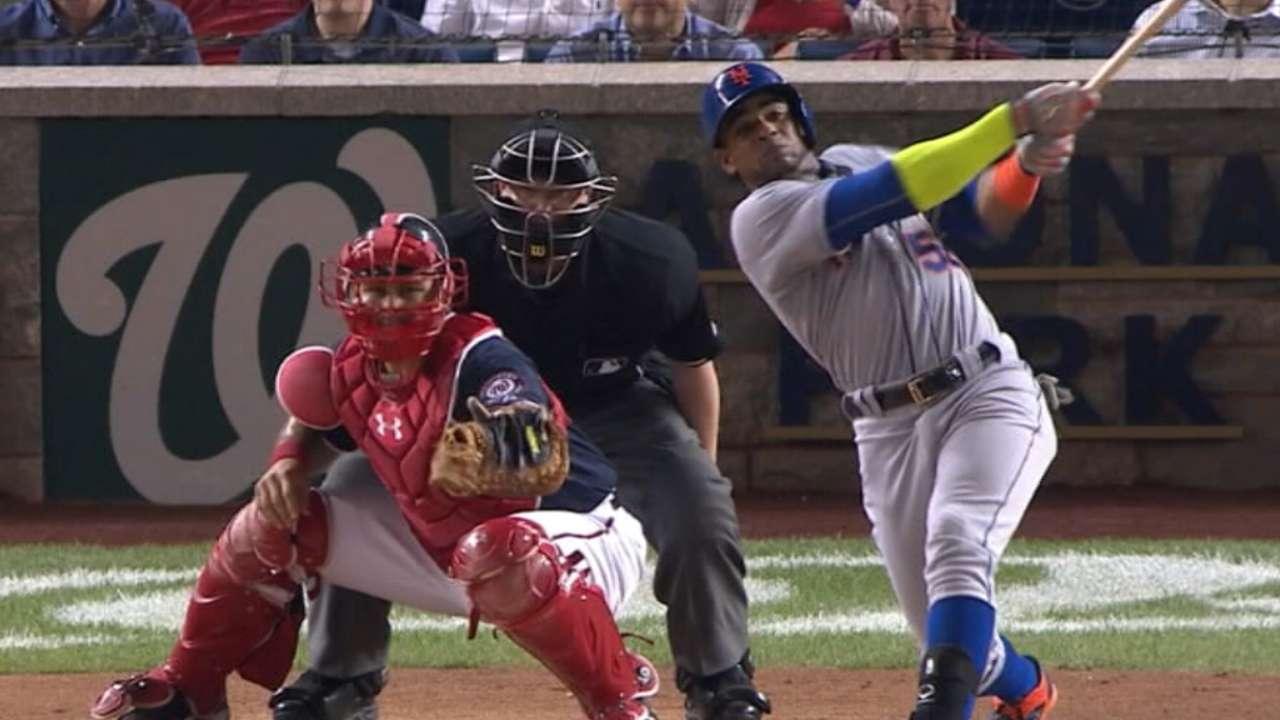 Mets garner 25 nominations for Esurance MLB Awards