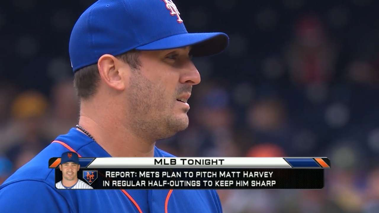 180 innings is no magic number for Harvey