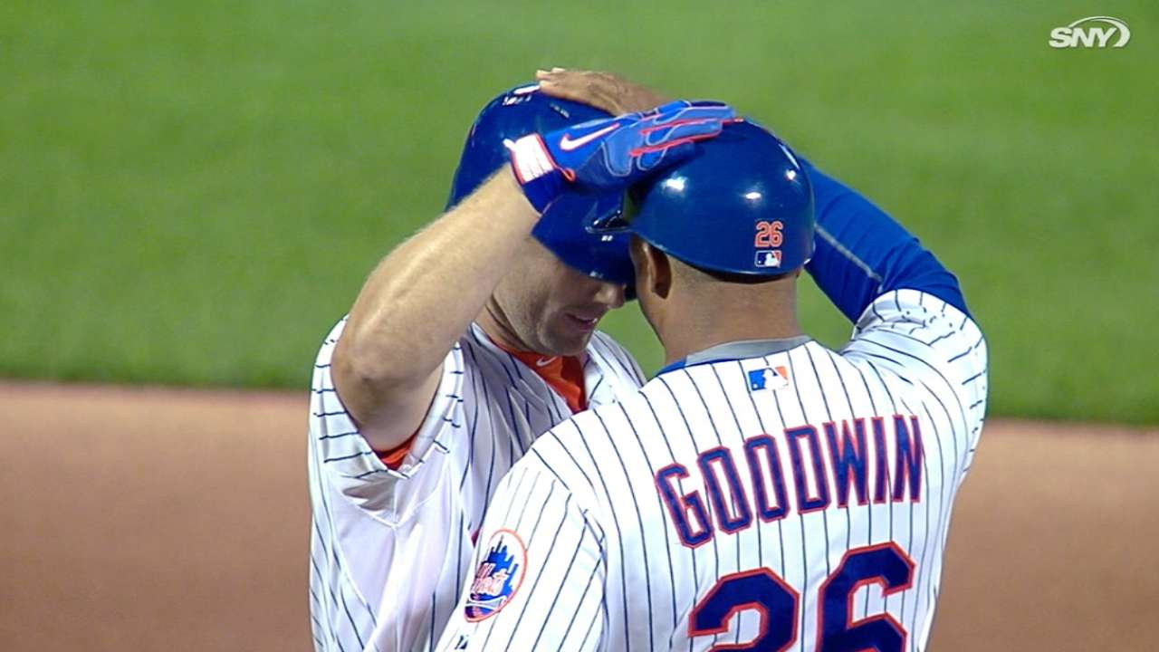 Wright's effort shows he's rounding into form