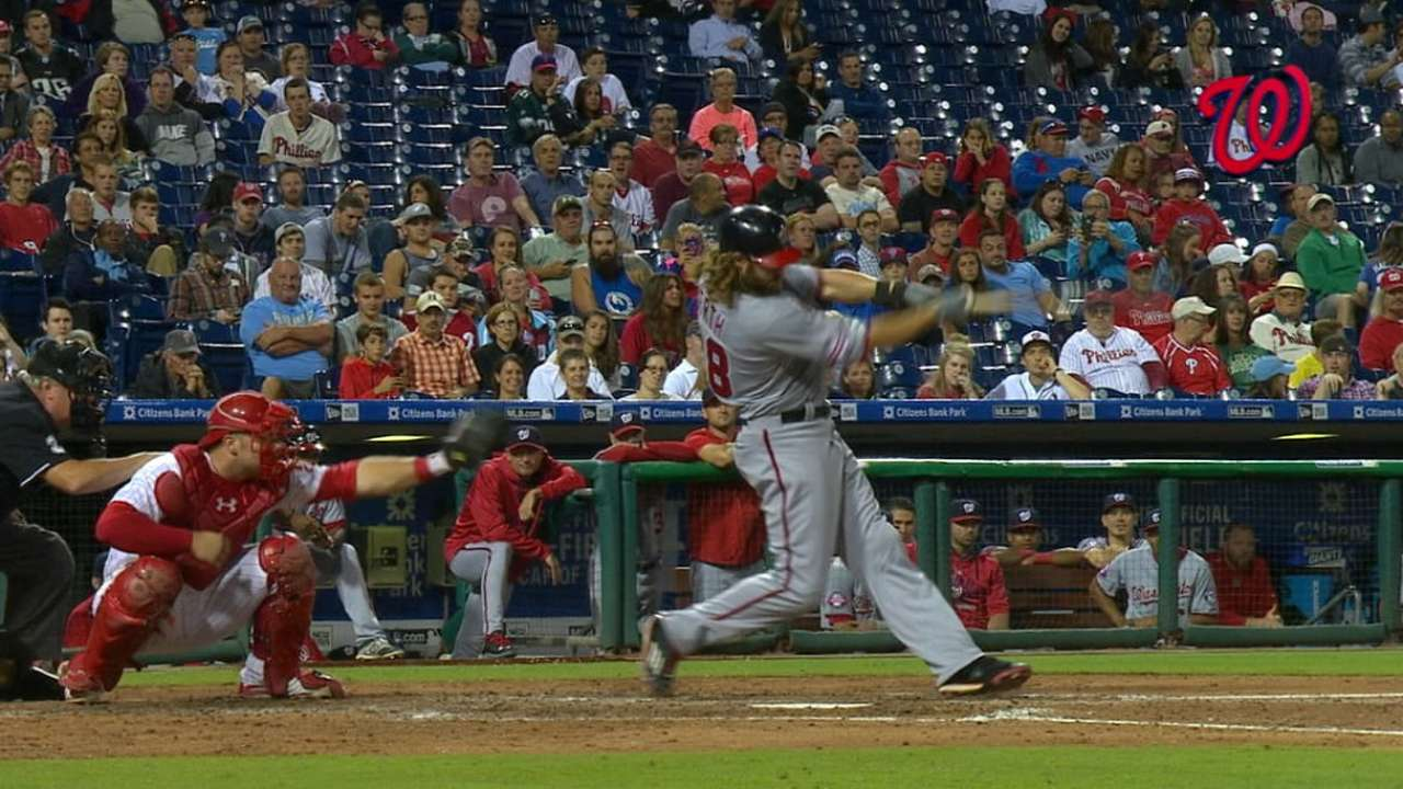 Nats have moves to make for 2016 season