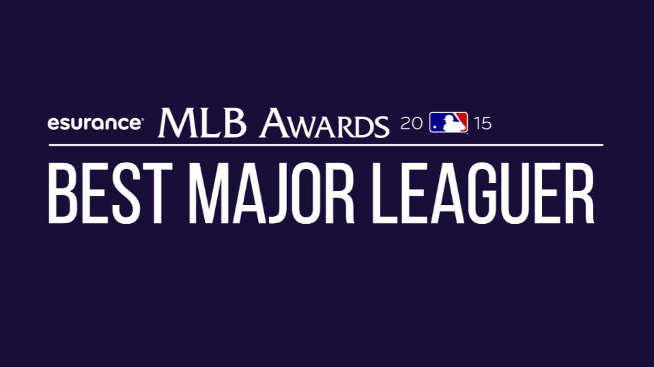 Best Major Leaguer Award features plenty of star power