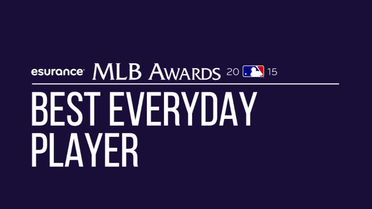 Vote now for MLB's Best Everyday Player