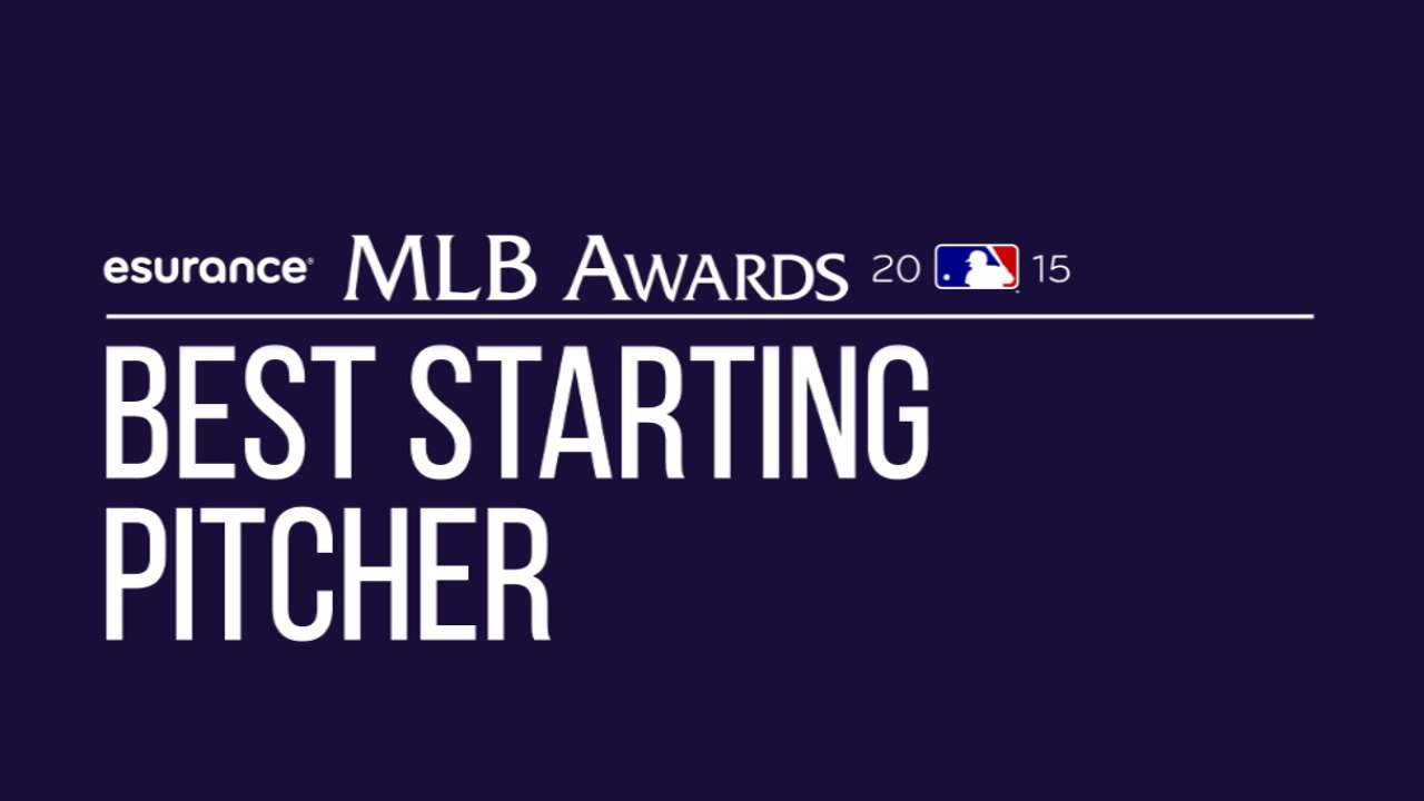 Best Starting Pitcher a crowded contest
