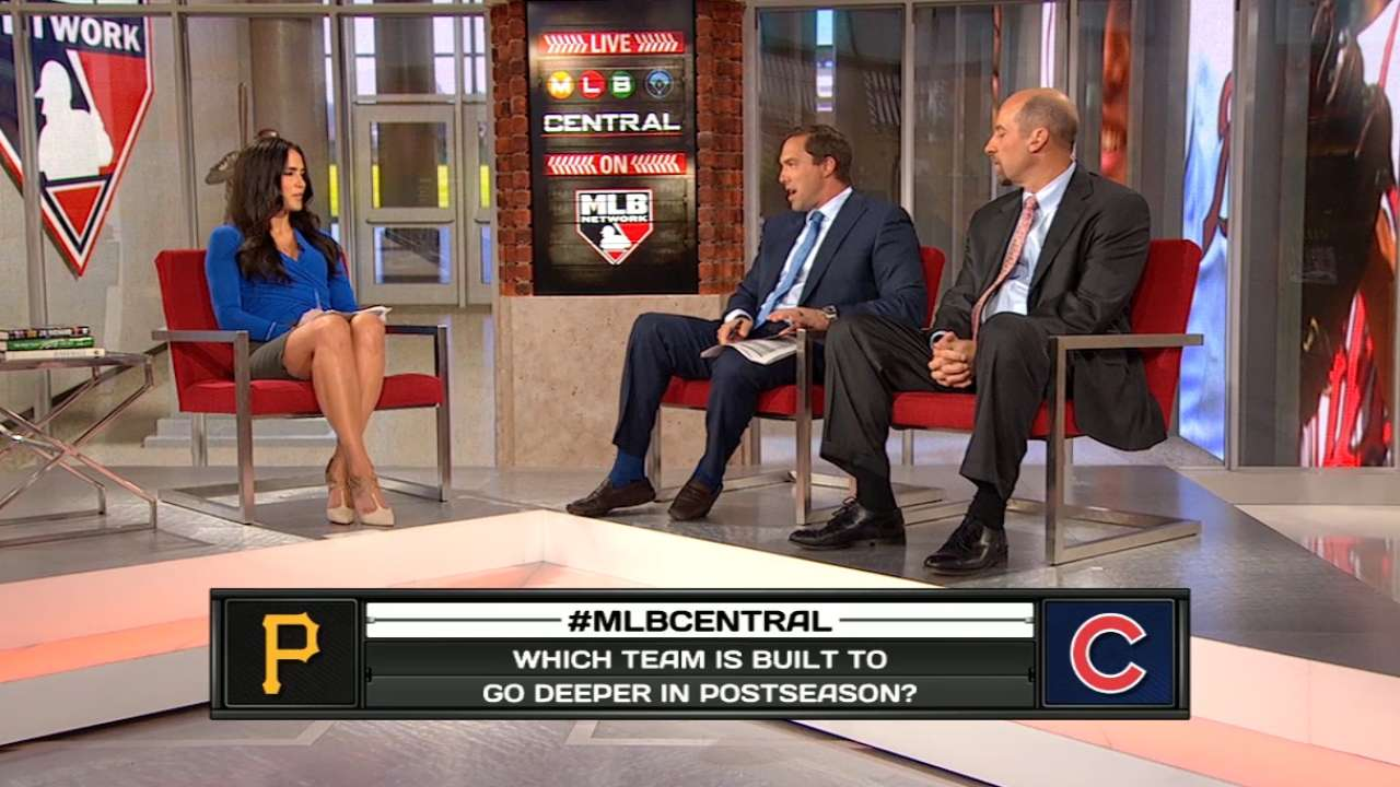 MLB Central: Postseason Push