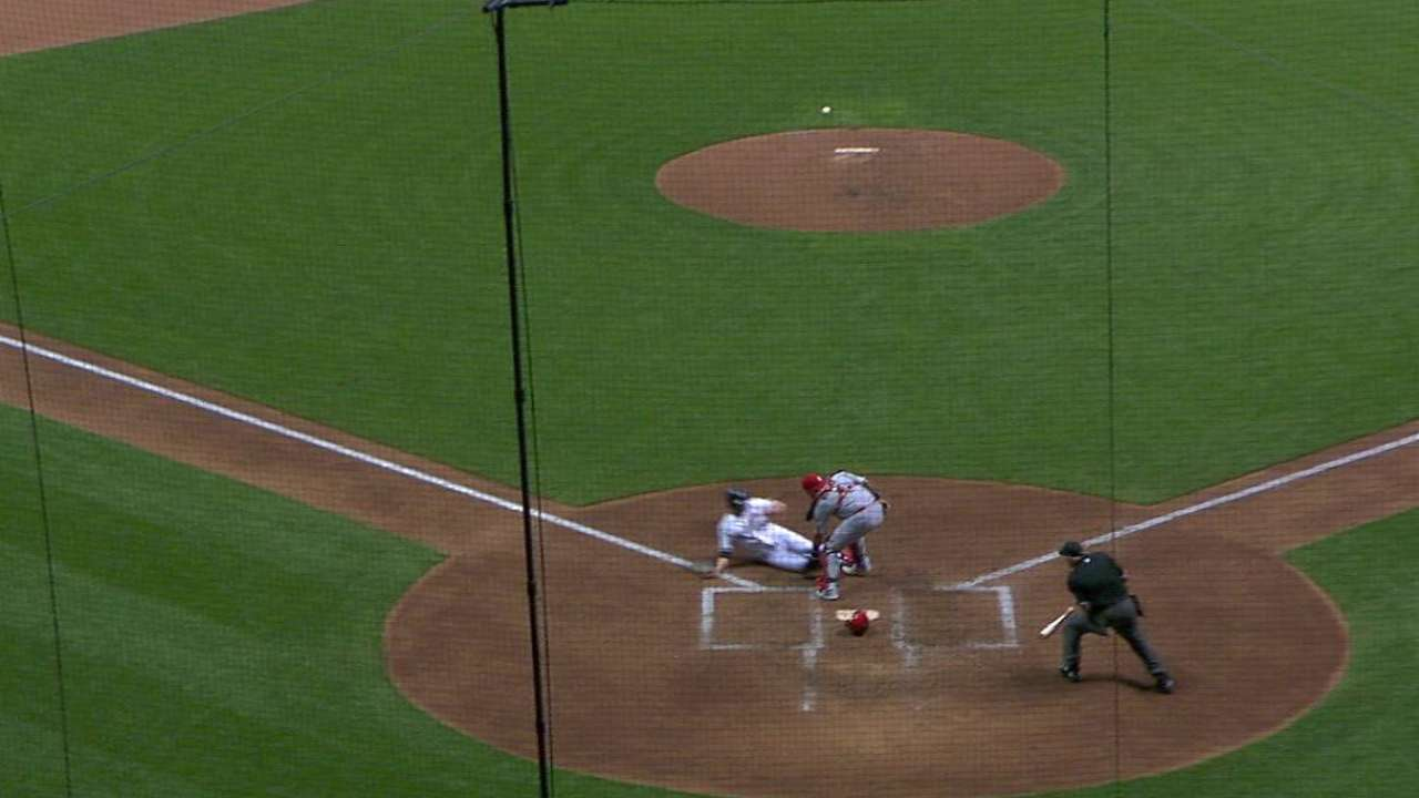 Cards turn critical double play