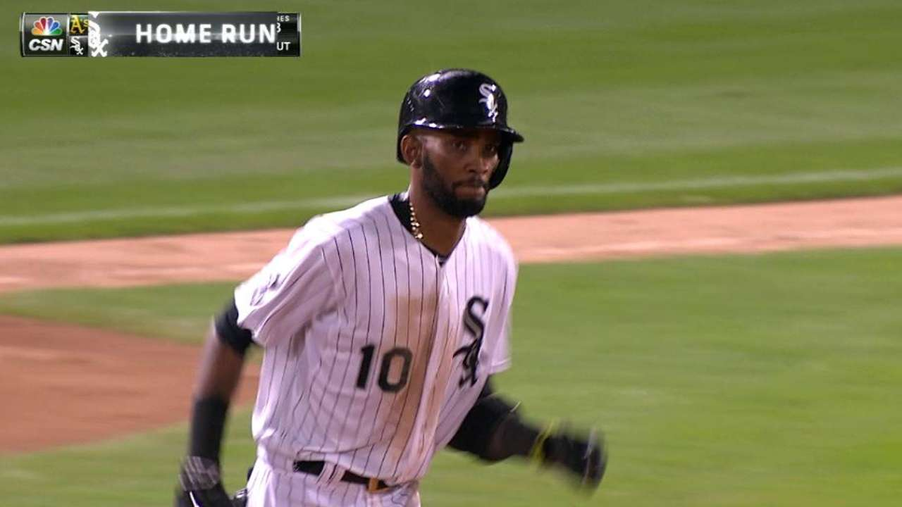 Ramirez's solo home run