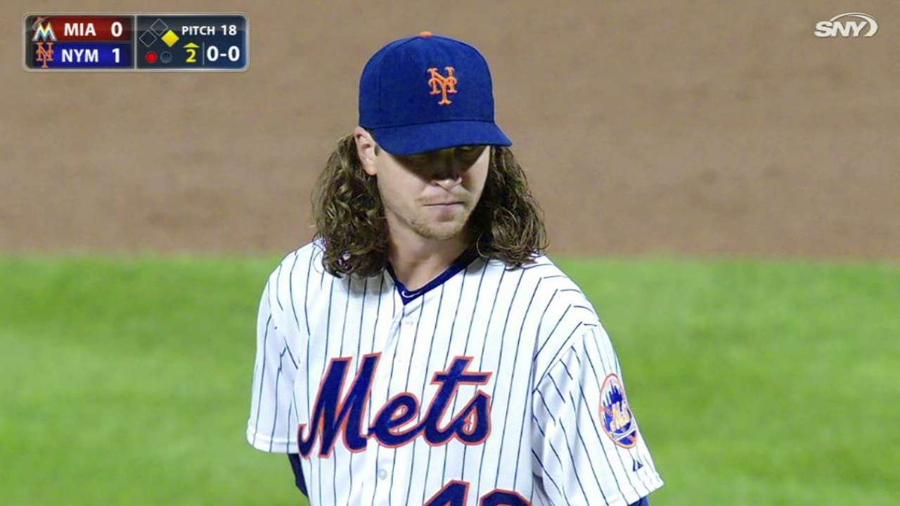 Mets need scuffling deGrom to find quick fix
