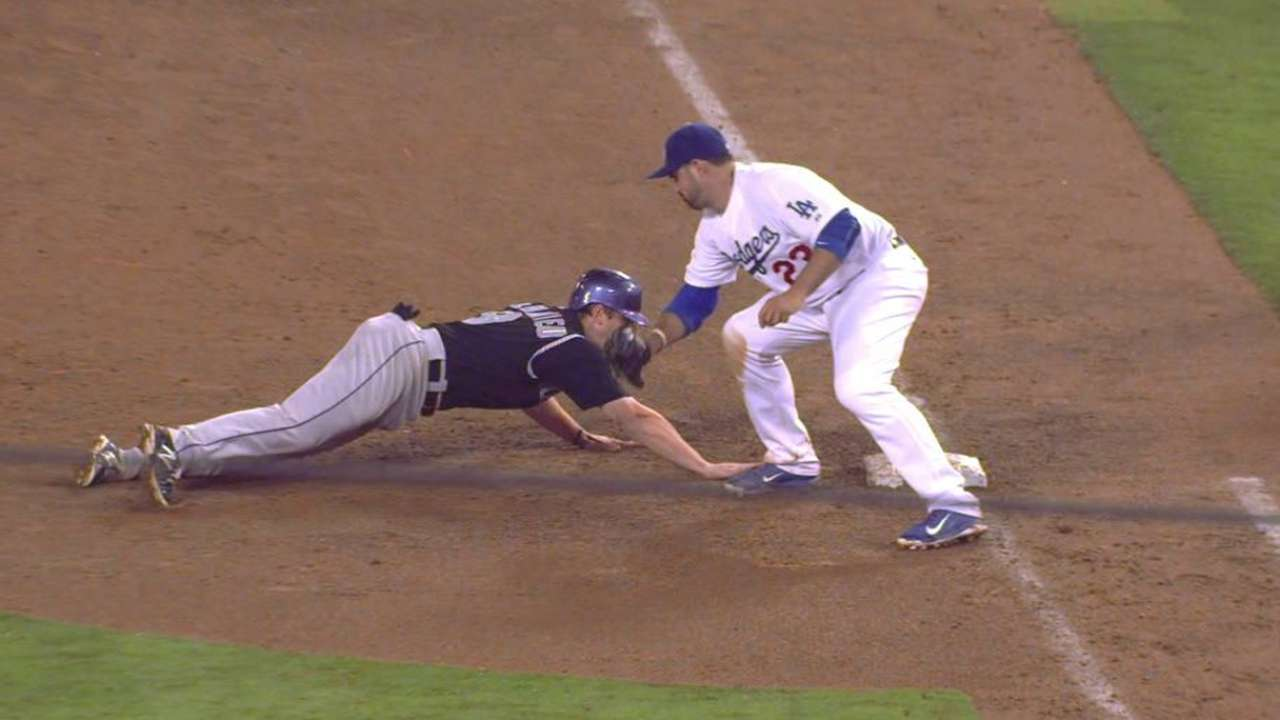 Nicasio gets pickoff on review