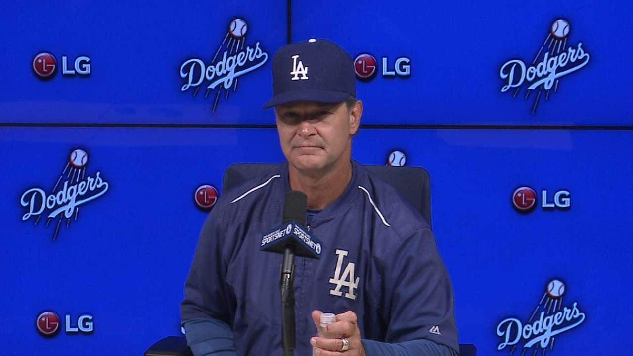 LA's magic number shrinks despite letdown in extras