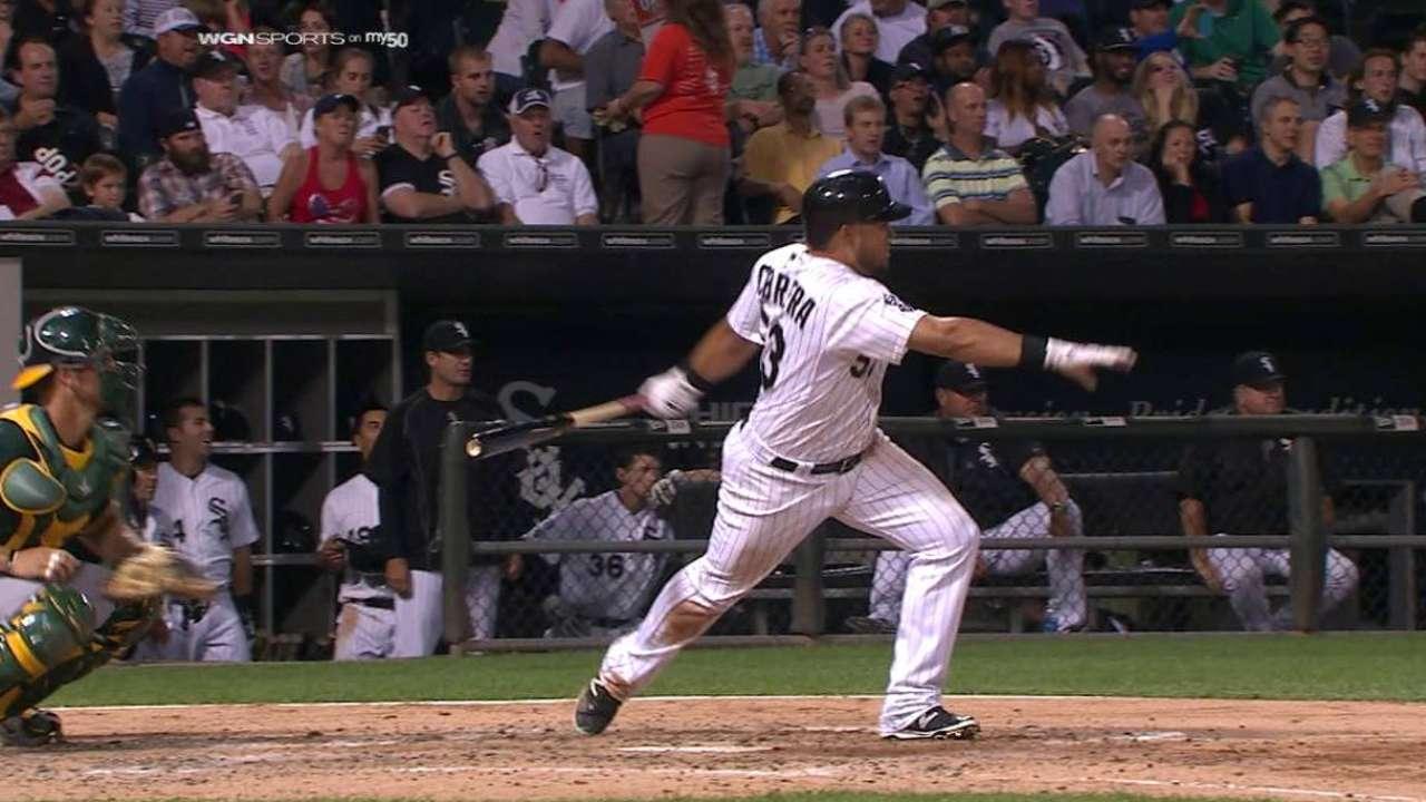 Melky: White Sox close to contending