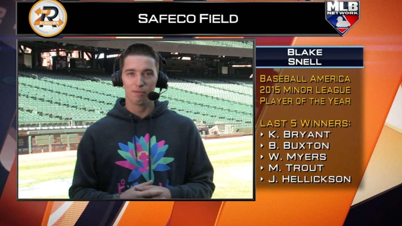 The Rundown: Blake Snell