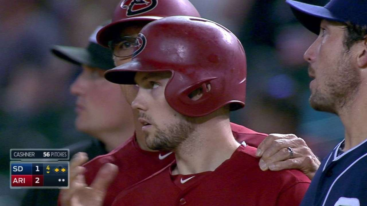 Stewart: D-backs want to keep Draft pick